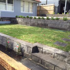 Gardening Services & retaining wall