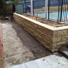concrete retaining wall sydney