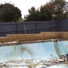 swimming pool maintenance and development
