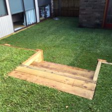 lawn care & retaining wall in Sydney