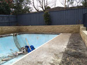 swimming pool maintenance and development